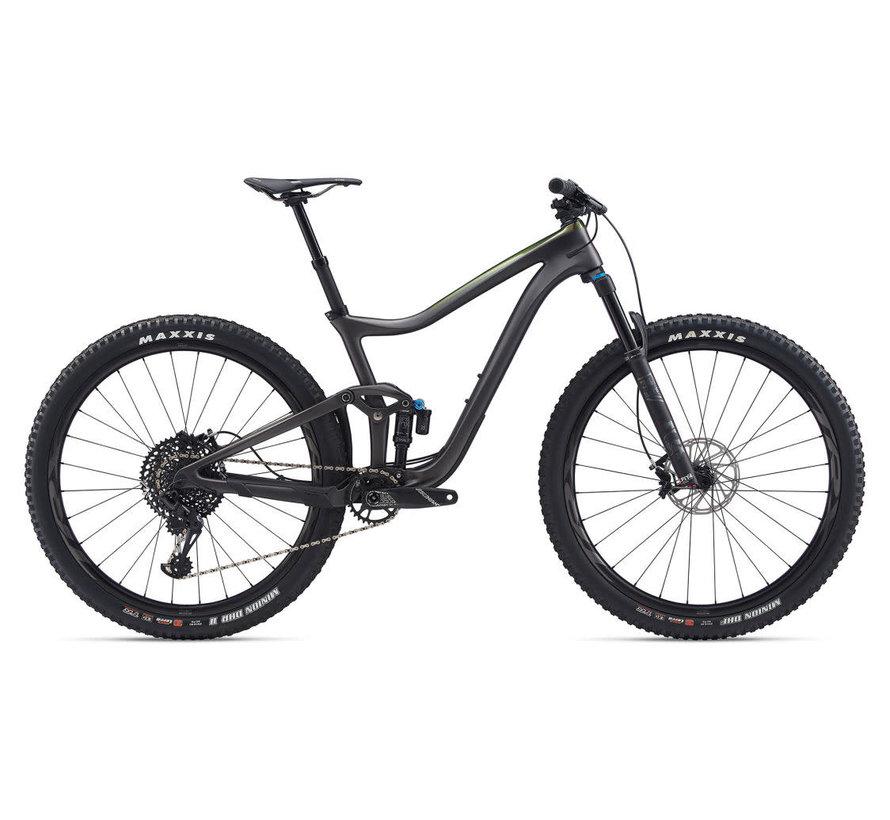 Trance Advanced Pro 29er 1 2020 - Vélo montagne All-mountain double suspension