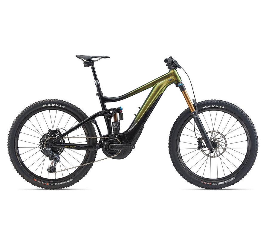 Reign E+ 0 Pro 2020 - vélo électrique de montagne enduro