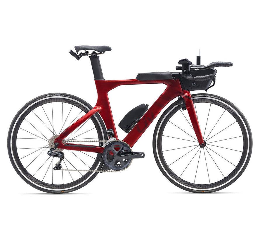 Avow Advanced Pro 1 2020 - Vélo de route Triathlon pour Femme