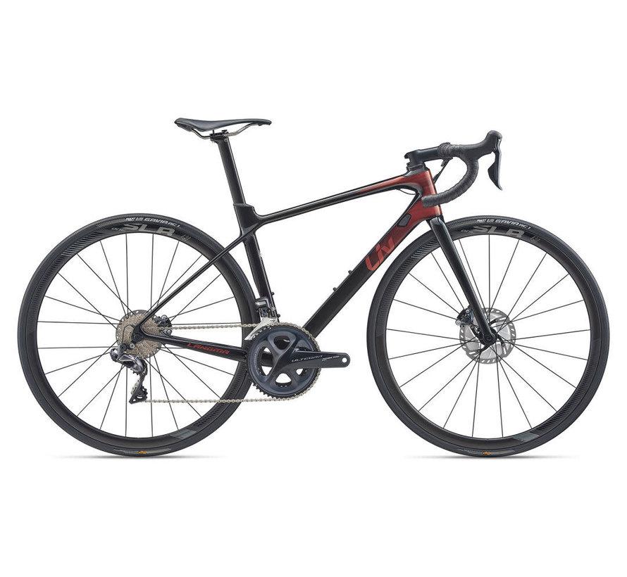 Langma Advanced Pro 1 Disc 2020 - vélo de route performance pour femme