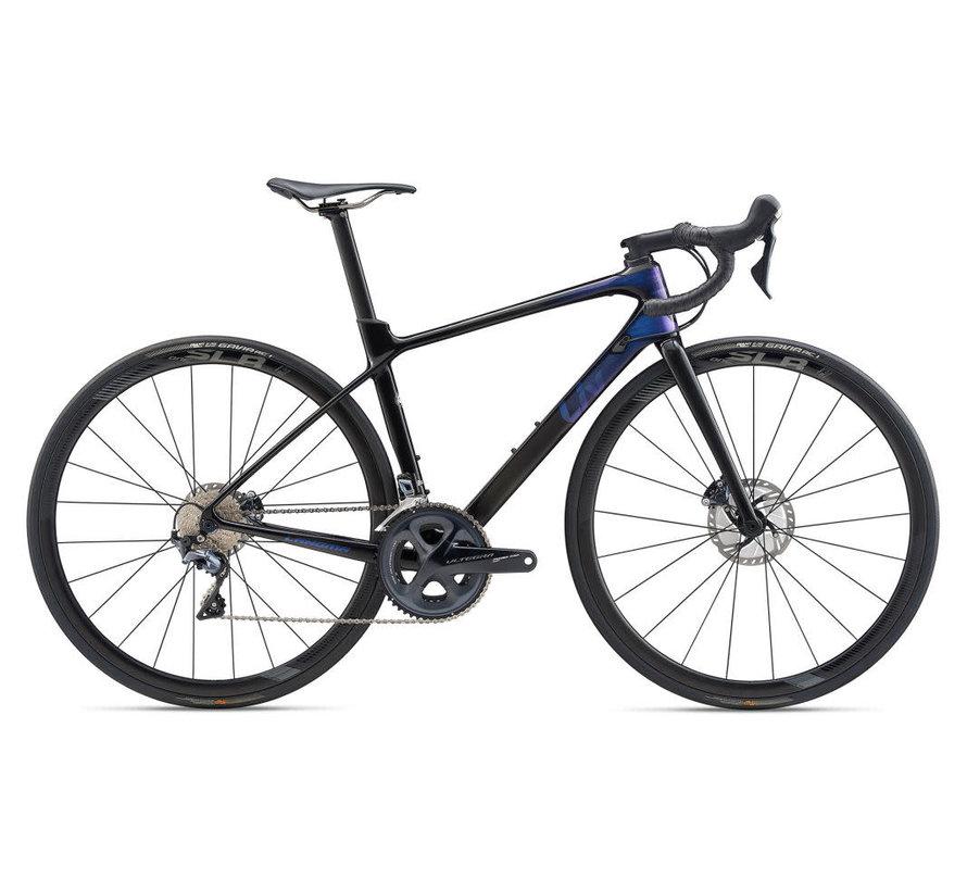 Langma Advanced Pro 2 Disc 2020 - Vélo de route performance pour femme