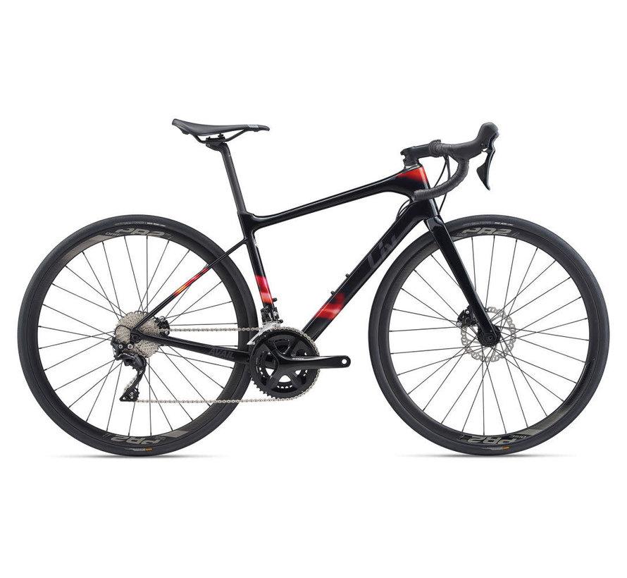 Avail Advanced 2 2020 - Vélo de route Endurance Femme