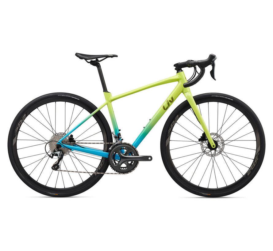Avail AR 2 2020 - Vélo de route endurance pour femme