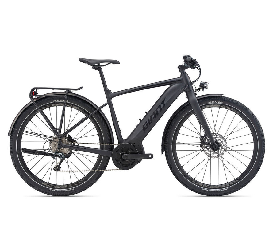 Fastroad E+ EX Pro 2020 - vélo hybride à assistance électrique