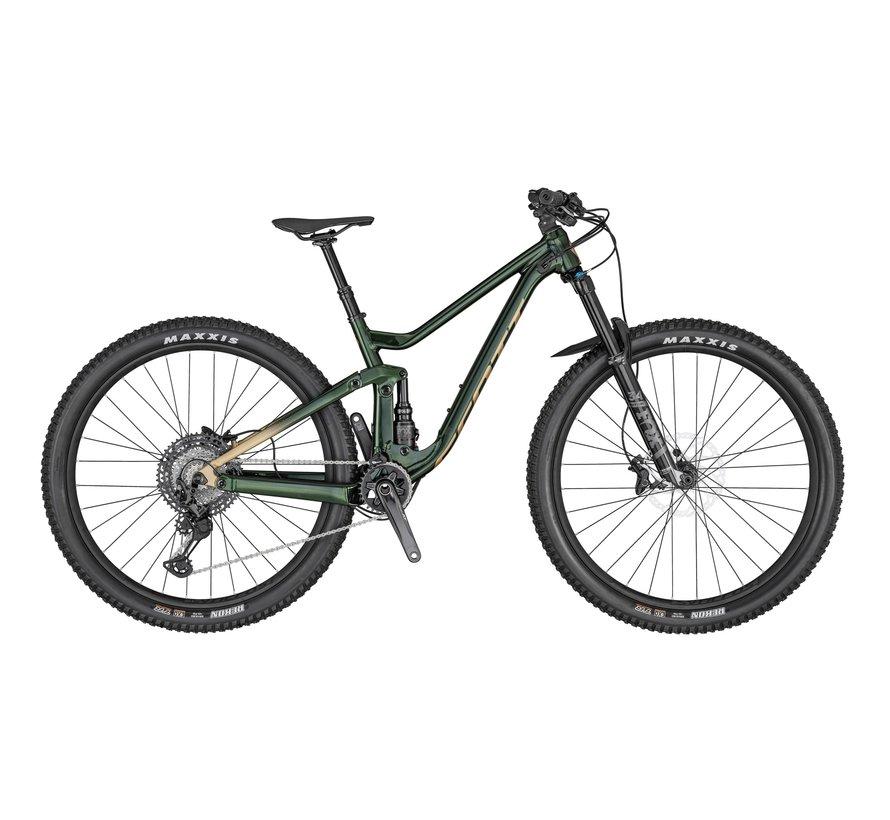 Contessa Genius 910 2020 - Vélo de montagne All-Mountain double suspension pour femme