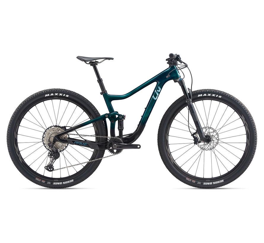 Pique Advanced Pro 29 1 2020 - Vélo montagne Cross-country double suspension pour Femme