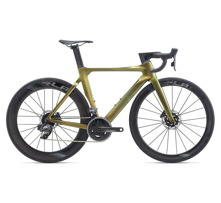 EnviLiv Advanced Pro 0 Disc 2020 - Vélo de route Aéro pour Femme