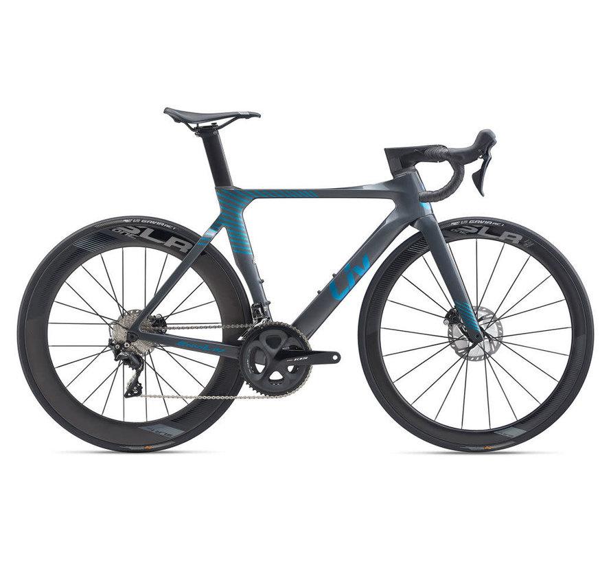 EnviLiv Advanced Pro 2 Disc 2020 - Vélo de route Aéro pour Femme