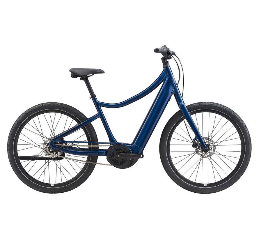 Vida E+ GTS (Barre droite) 2020 - vélo électrique hybride