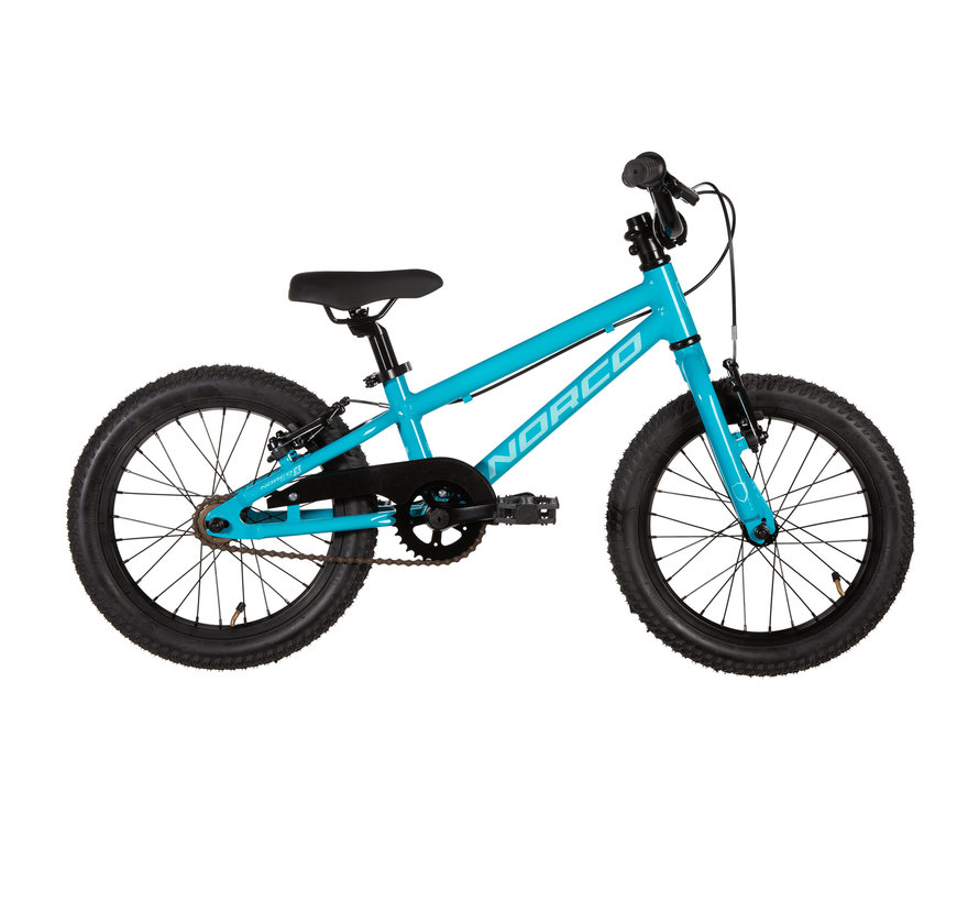 Roller 16 2021 - Vélo montagne pour enfant 4 à 5 ans (roues 16 pouces)