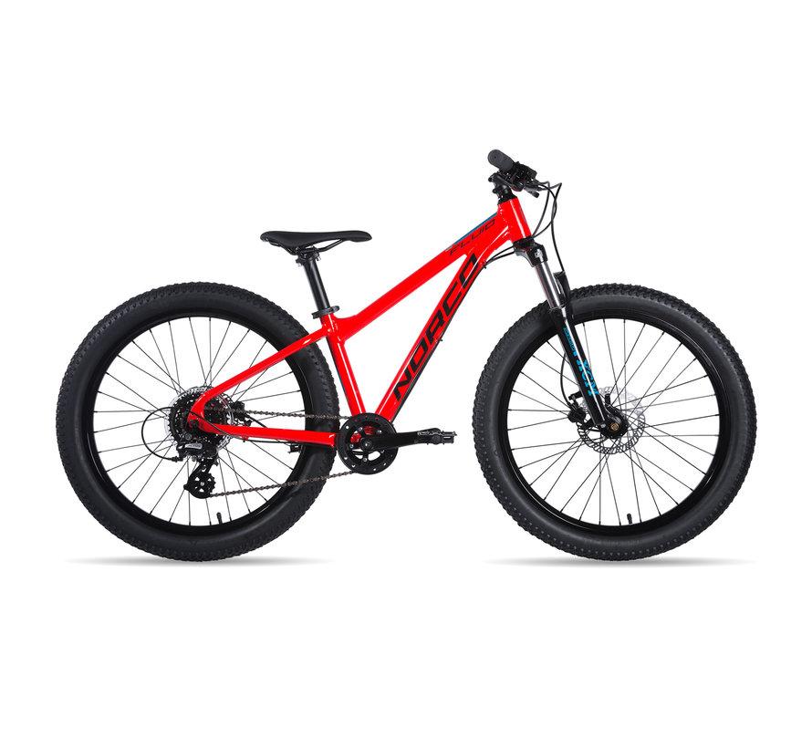 Fluid 4.3 HT Plus 2021- Vélo de montagne à simple suspension pour Enfant (roues 24 pouces)