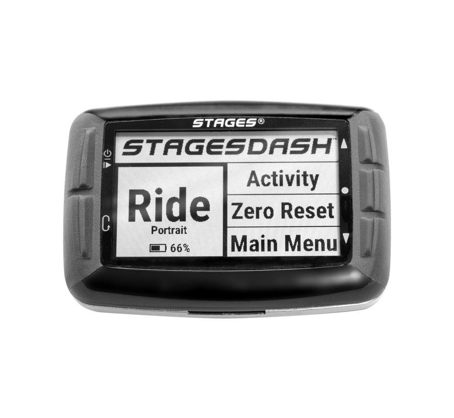 GPS Dash Western