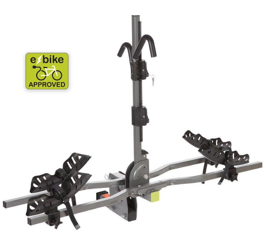 Support pour vélos électrique E-Spec E-Bike Carrier 2 vélos (PR)