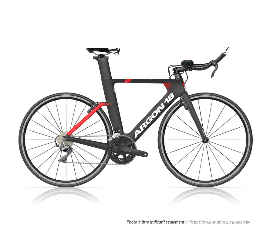 E-117 Tri Kit 3 Ultegra/105 Mix 2020 - Vélo de route triathlon