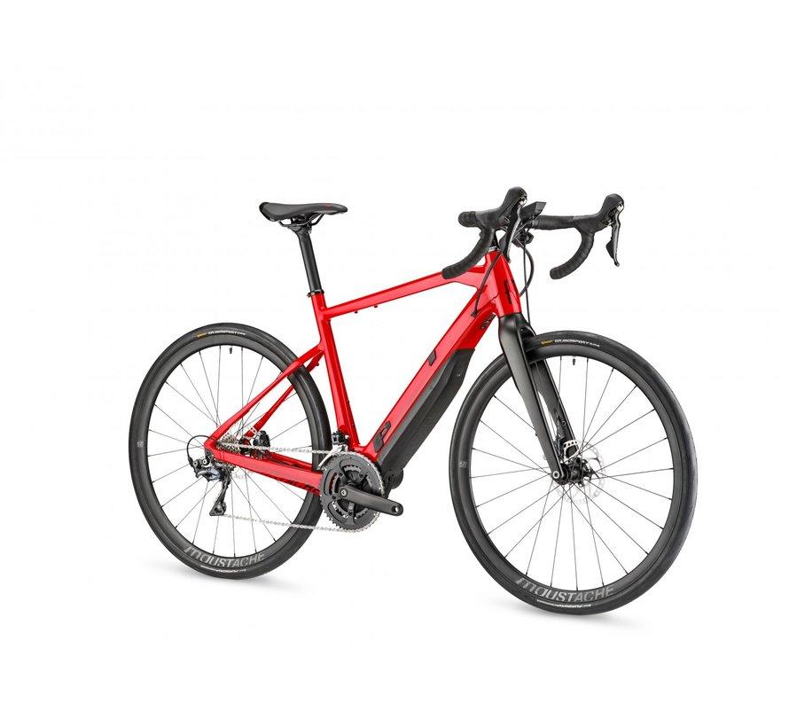 Dimanche 28.5 2020 - Vélo de route électrique