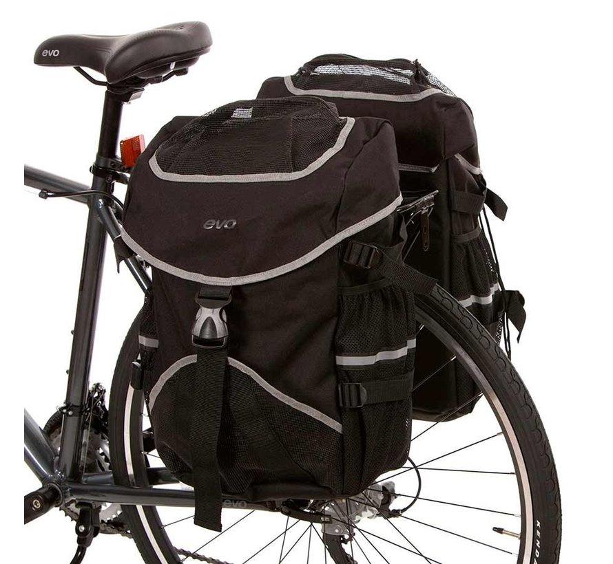 Clutch Cargo Plus - Sacoches vélo (Paire)