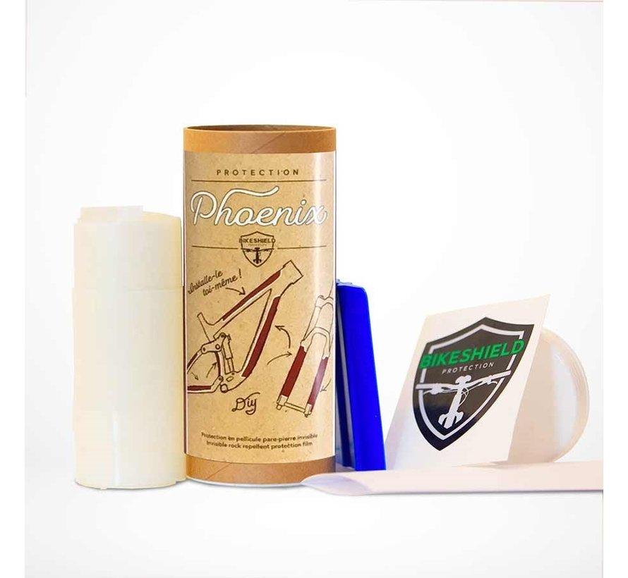 Pellicule de protection Phoenix pour cadre et fourche de vélo