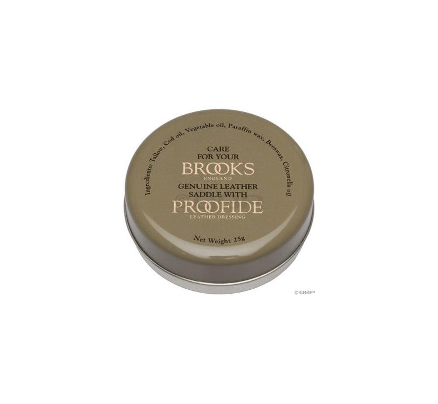 Traitement Proofide pour le cuir
