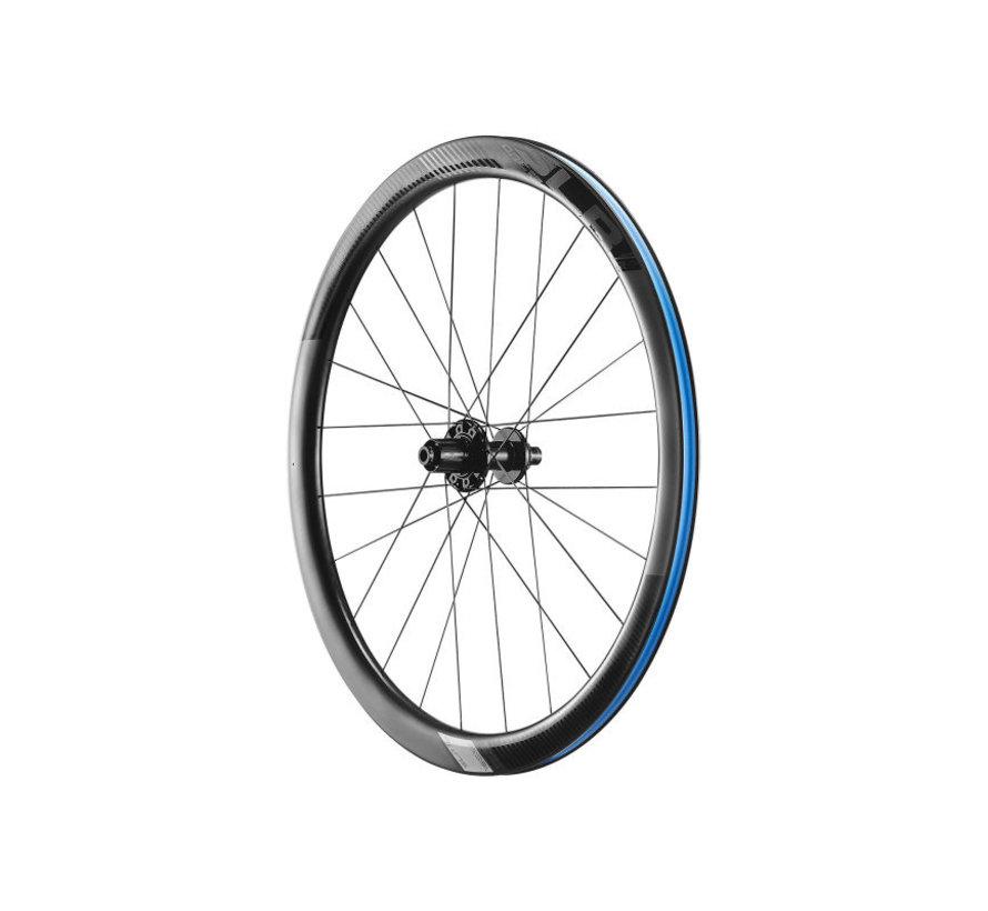 SLR 1 - Roue de vélo de route en carbone (freins à disque)
