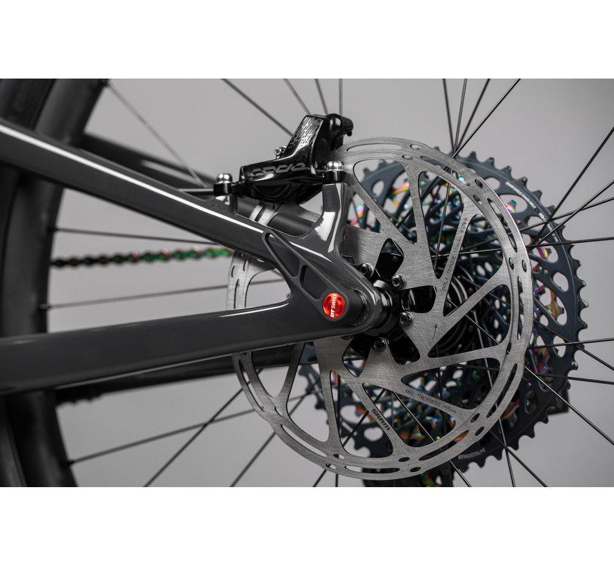 Heckler CC R 2020 - Vélo électrique enduro double suspension