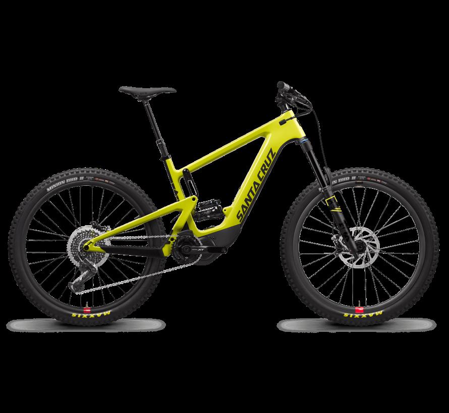 Heckler CC XO1 Reserve 2020 - Vélo de montagne électrique