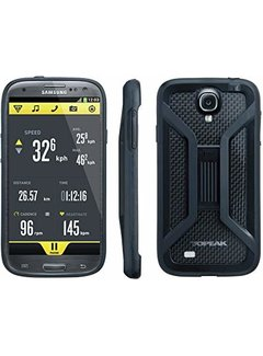 TOPEAK Ridecase Samsung Galaxy S4 - Support cellulaire vélo