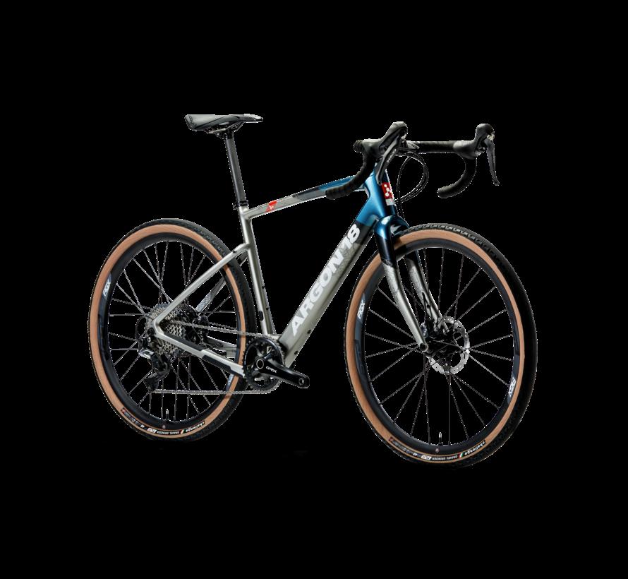 Subito X-road Kit 2 Shimano GRX 2020 - vélo électrique gravel bike