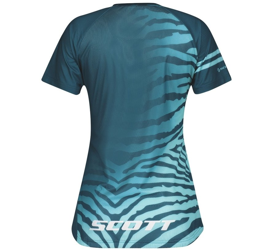 Trail Vertic Pro SS - Maillot vélo Femme