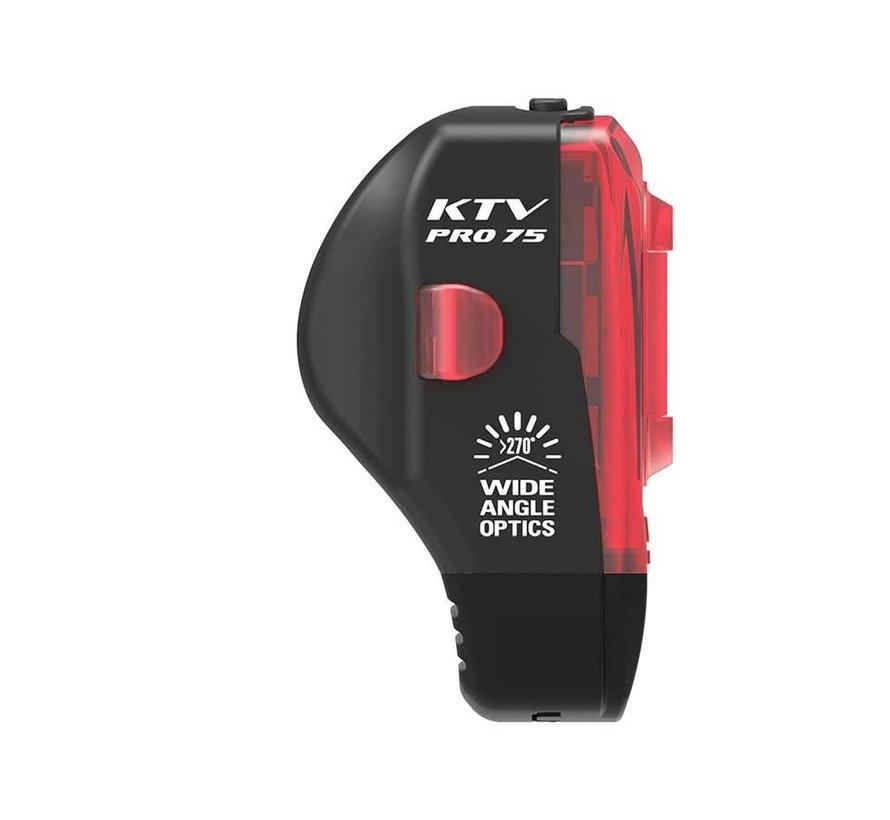 Lumière vélo KTV Pro Drive (arrière)