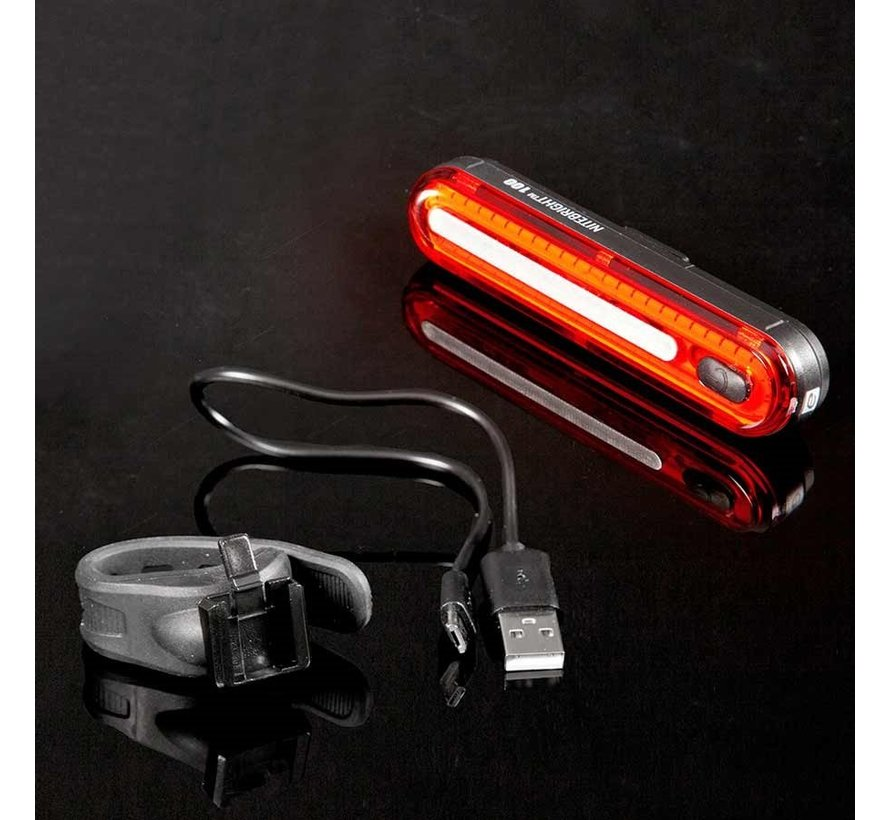 Lumière vélo NiteBright 100 (arrière)