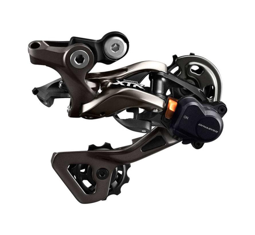 Dérailleur arrière de vélo de montagne XTR GS CAGE RD-M9000 11 vitesses