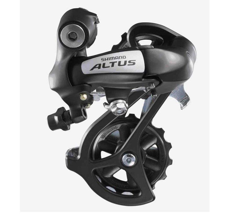 Dérailleur arrière de vélo hybride Altus RD-M310 7/8 vitesses (PR)
