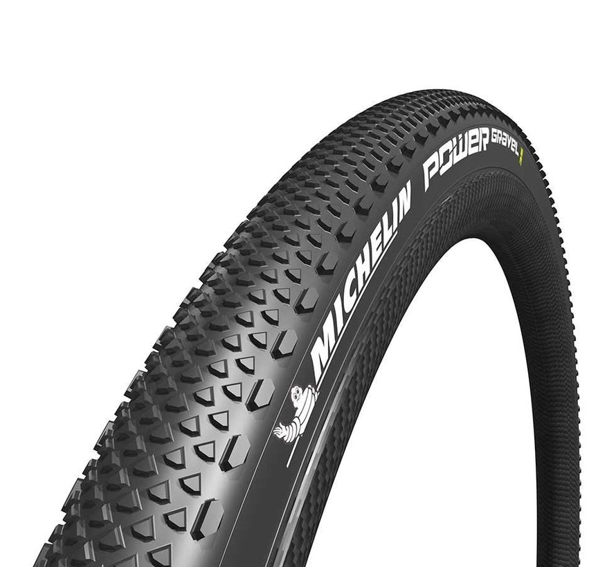 Power Gravel 700x40C Pliable Tubeless Ready X-Miles Bead2Bead Protek 3x120TPI