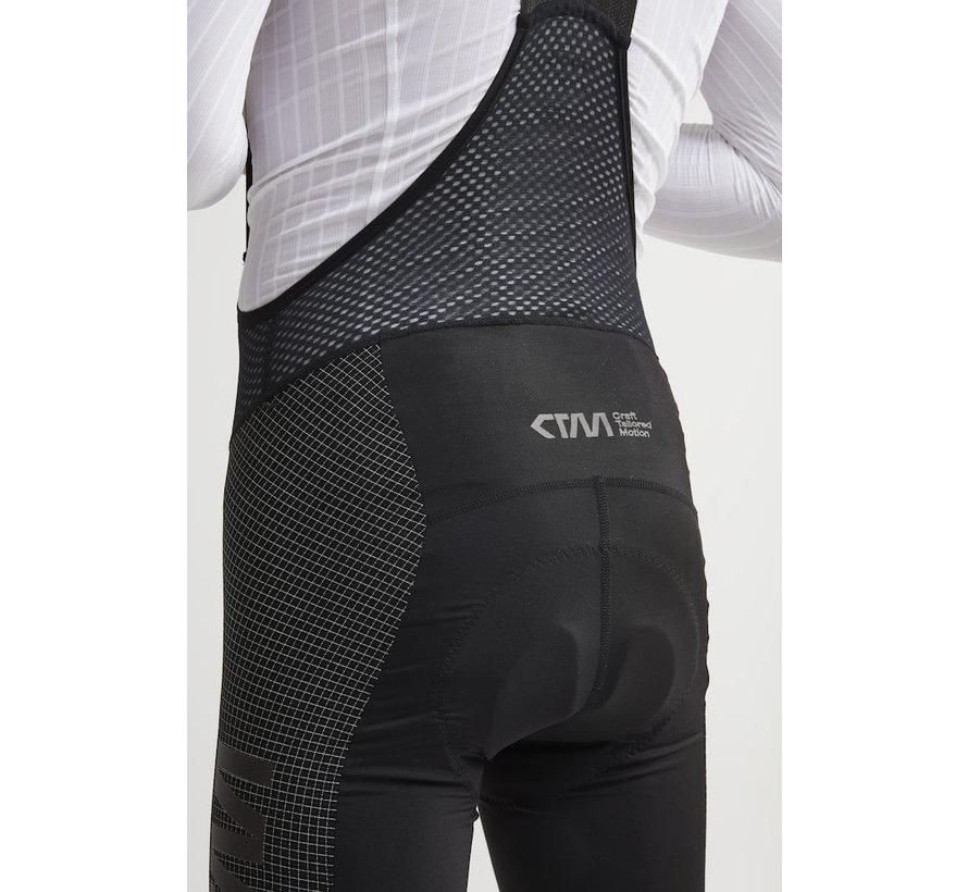 CTM Armor - Cuissard à bretelles BIB de vélo Homme