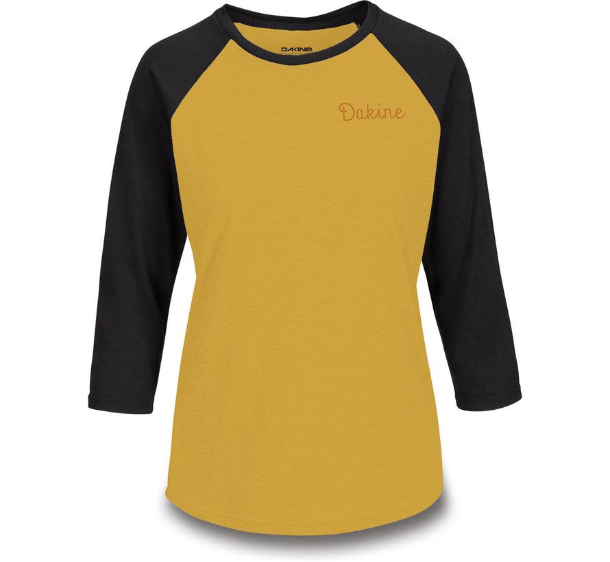 Technique 3/4 Raglan - T-shirt VTT pour femme
