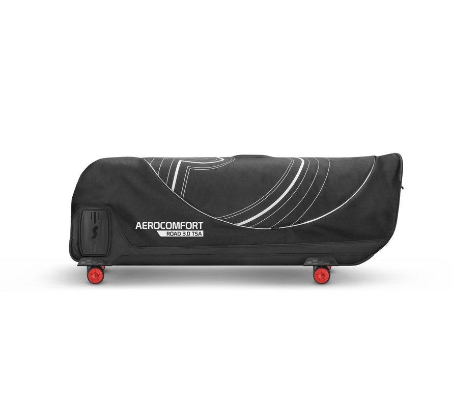 Aerocomfort Road 3.0 TSA - Sac de transport pour vélo de route