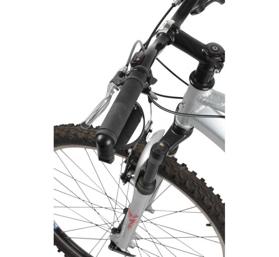 Miroir de vélo sur guidon droit Cyclop