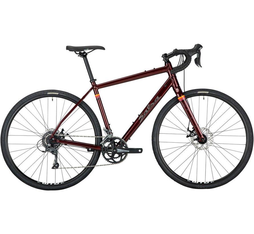 Journeyman Drop bar Claris 700C 2020 - Vélo gravel bike