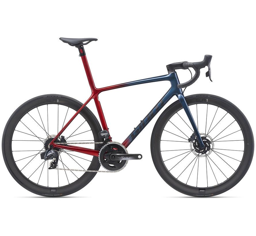 TCR Advanced SL 1 Disc 2021- Vélo de route performance