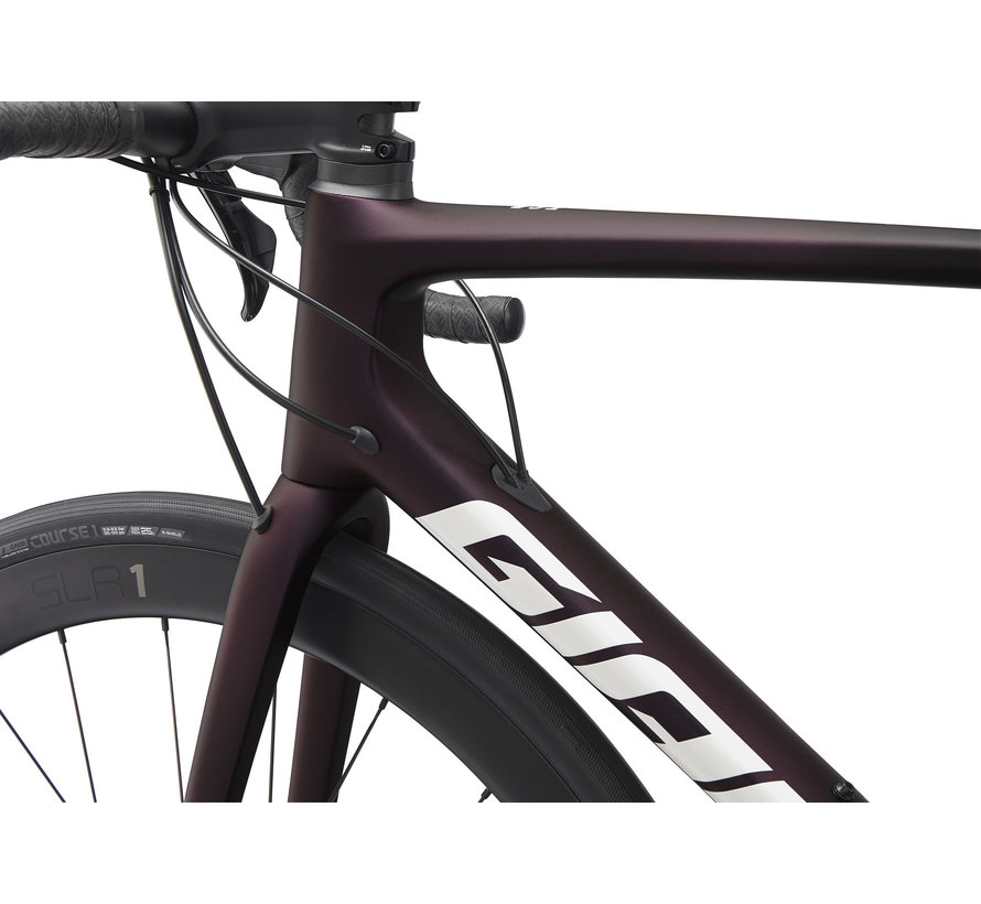 TCR Advanced Pro 1 Disc 2021- Vélo de route performance