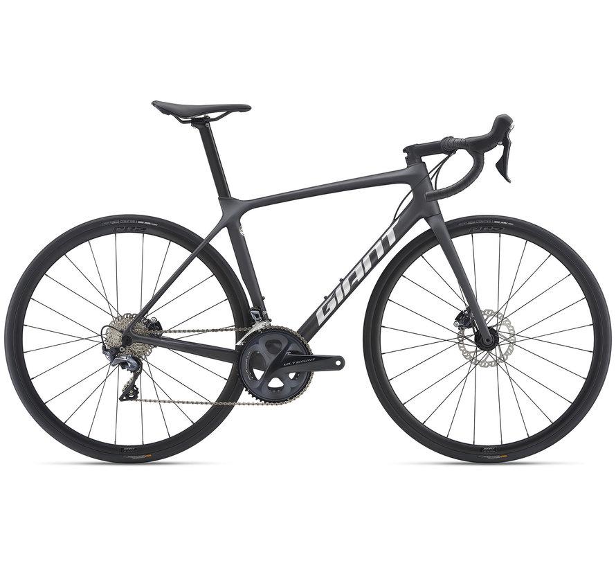TCR Advanced 1 Disc 2021- vélo de route performance