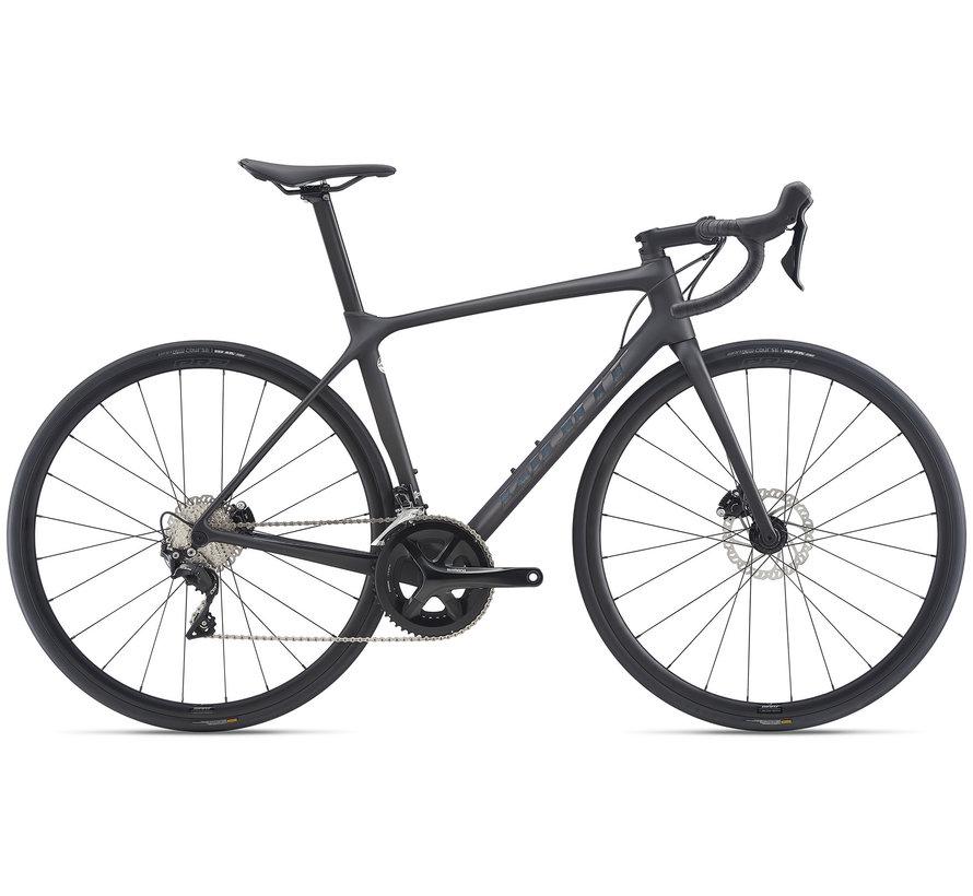 TCR Advanced 2 Disc 2021 - Vélo de route performance