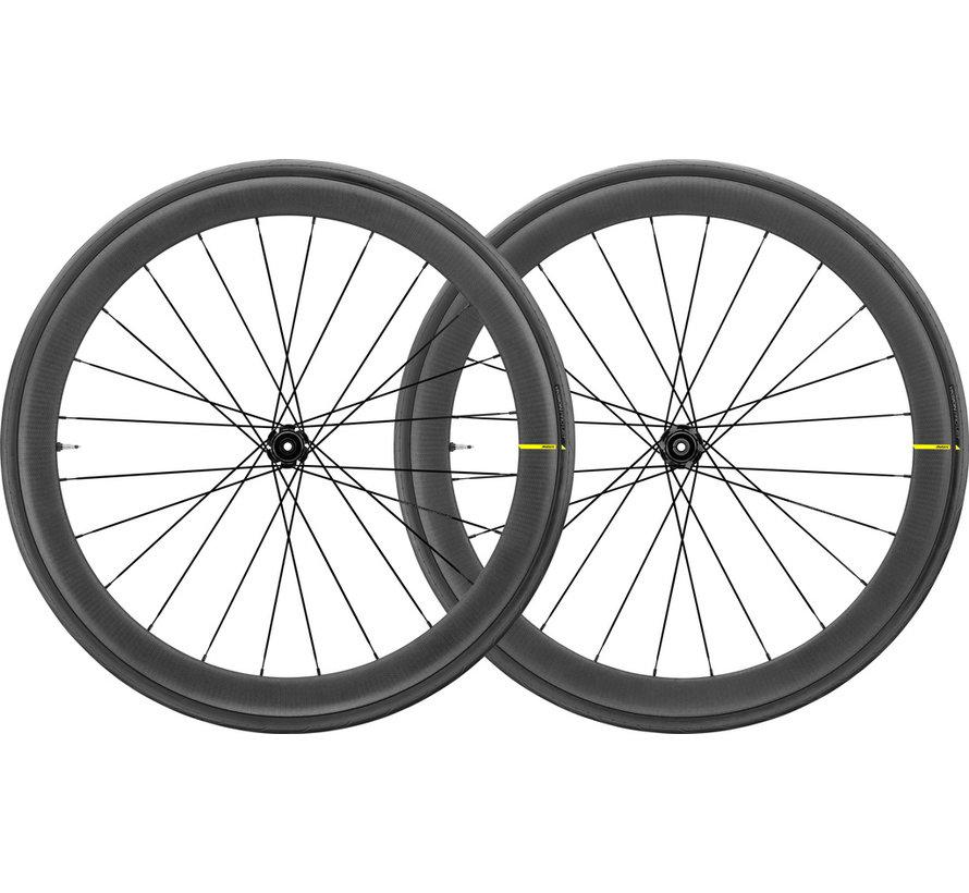 Cosmic Pro Carbon UST - Roue vélo route (paire) (PR)