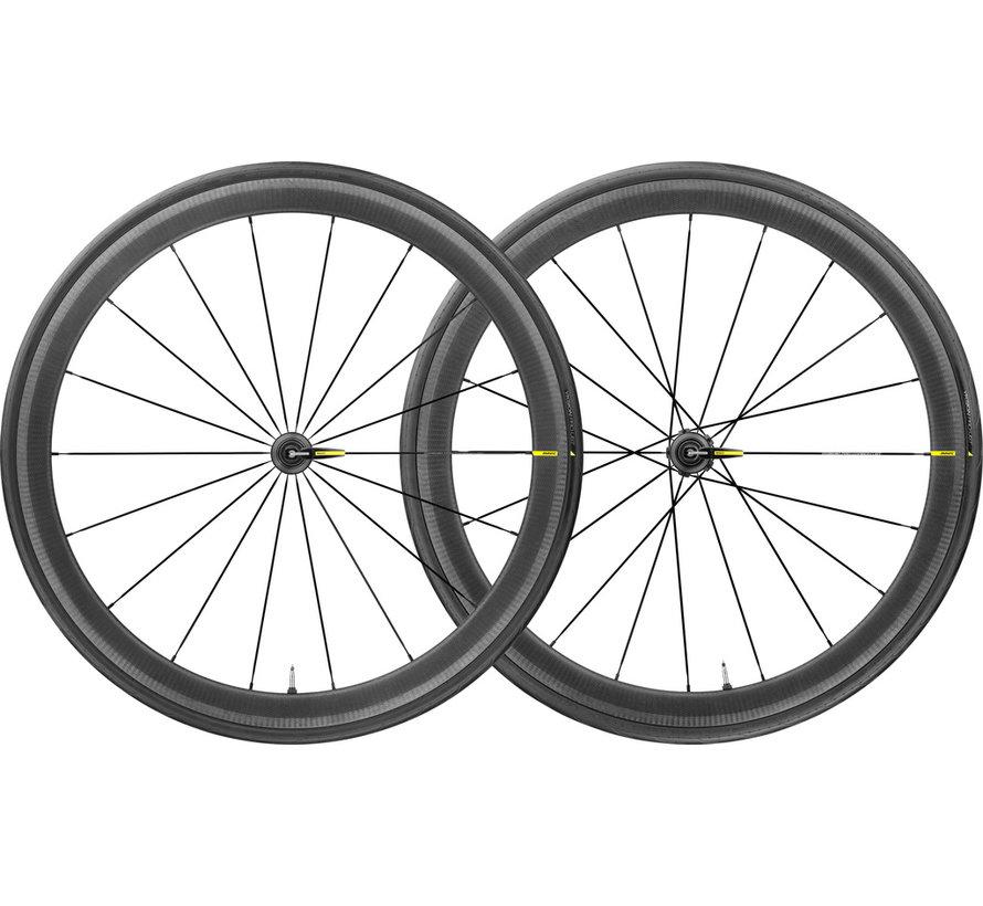 Cosmic Pro Carbon UST - Roues vélo de route (Paire)