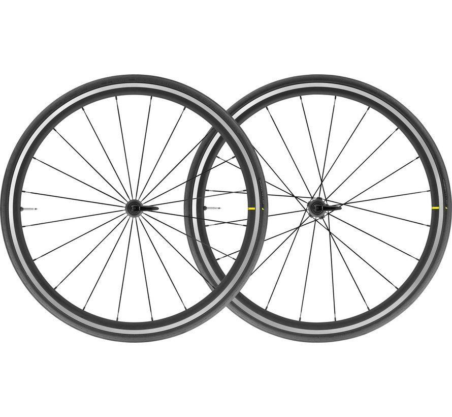 Cosmic Eilte UST - Roue vélo de route (Paire)