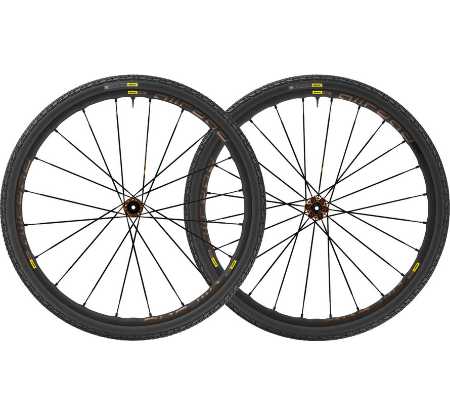 Allroad Pro UST Disc  - Roue vélo de route