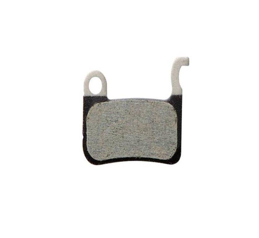 M06 - Patins de frein à disque en métal de vélo