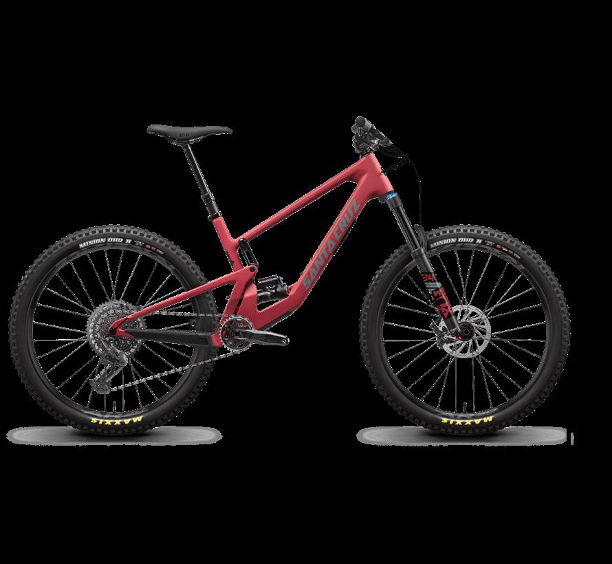 5010 4 C S 2021 - vélo de montagne all mountain double suspension