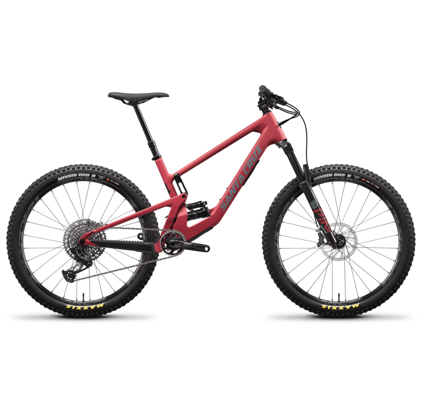 5010 4  CC  XO1  2021 - vélo de montagne all mountain