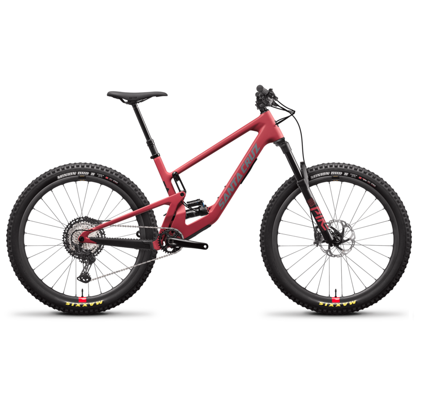 5010 4  C  XT 2021 - vélo  de montagne all mountain double suspension